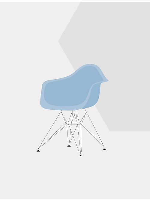 Gründe Für Vitra Stuhl