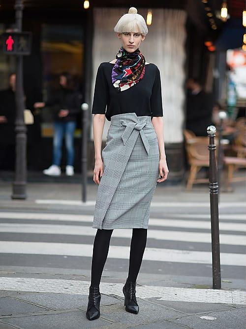 1af971bc4 Descubre cómo combinar la falda lápiz esta temporada | Stylight
