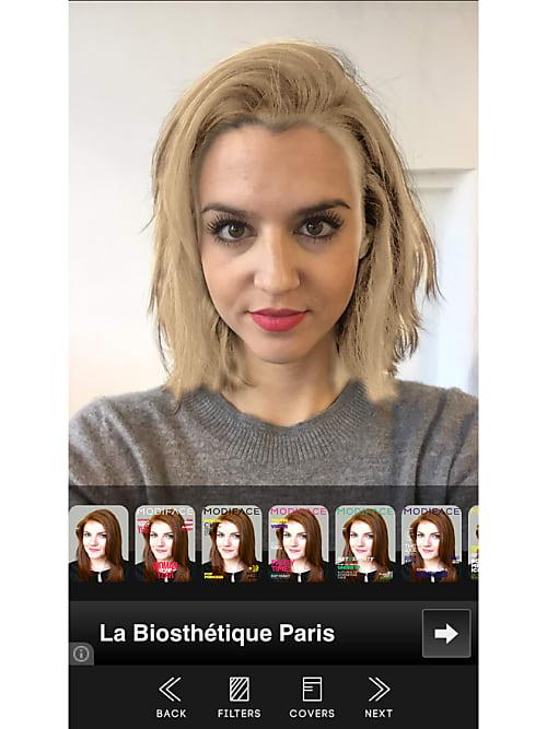 Haarfarbe andern vorschau