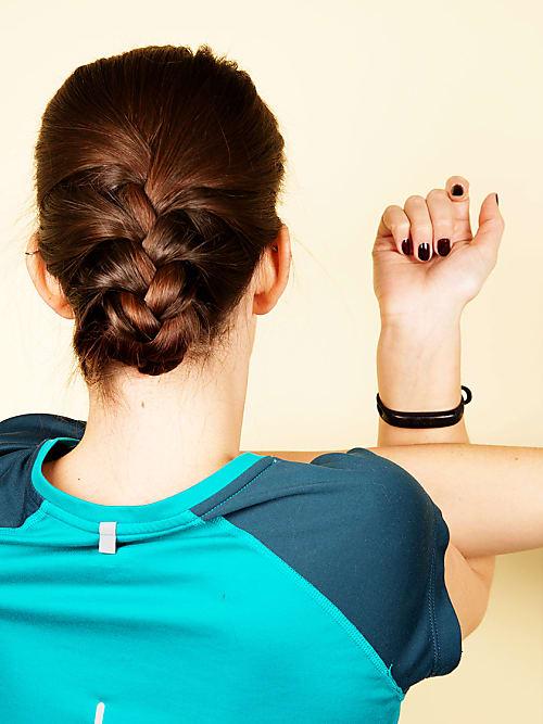 Frisuren fur sport