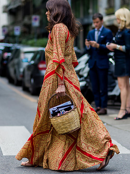 size 40 93a24 0610e Caftano in città: 4 idee per indossarlo con stile | Stylight