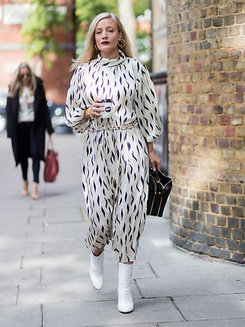 4 ways to wear the white boots trend  stylight