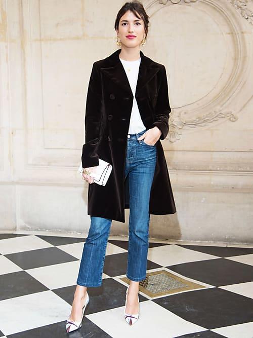 Jeanne Damas, l'icônes Parisienne des