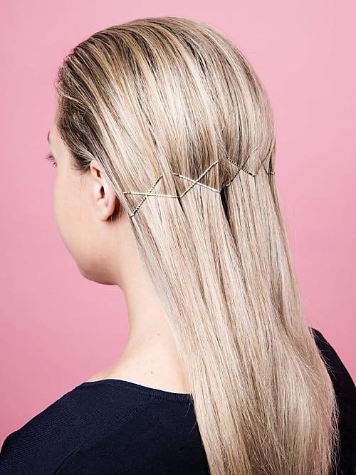 Lust Auf Arty Hair Hier Kommen 5 Coole Bobby Pin Frisuren Zum