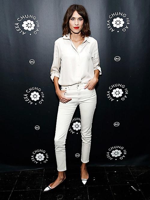 Weiße Jeans Kombinieren Die Wichtigsten Style Regeln Stylight