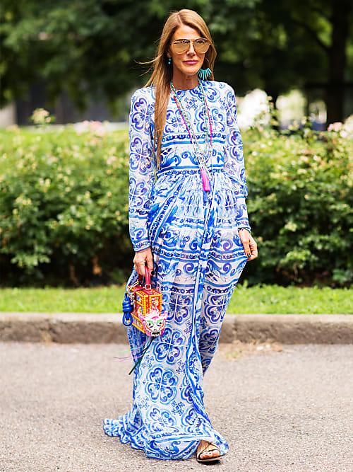 3 Stylingtricks Fur Boho Style Kleider Stylight