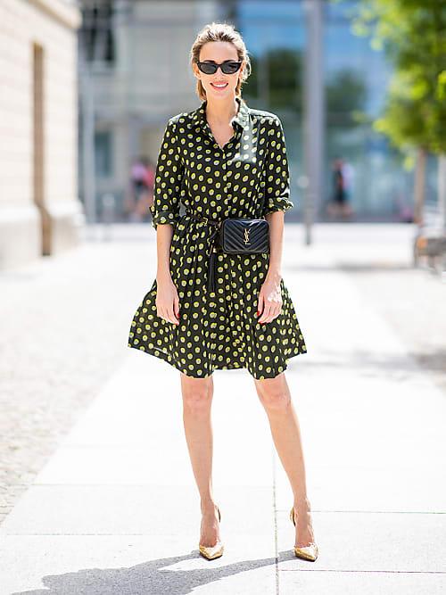 894dc6cb2955 Come rendere moderno un vestito vintage  4 trucchi di stile