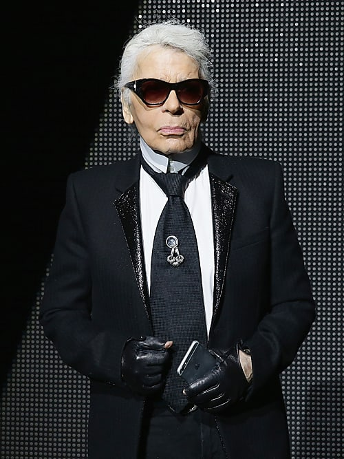 Die 20 Besten Zitate Vom Modezar Karl Lagerfeld Stylight