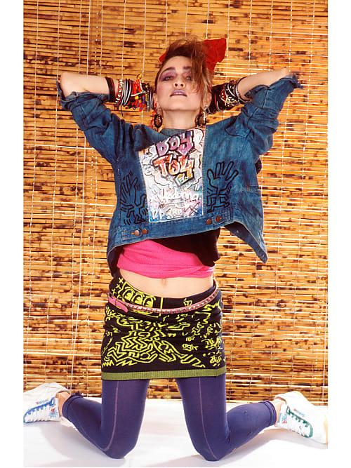 Madonna Ihre Mode Meilensteine Stylight