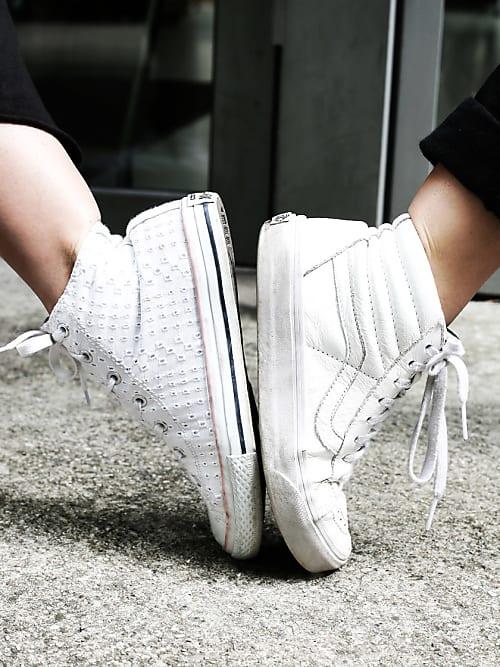 Vans o All Star  quali sono le sneakers più cool   f19c3c168fb