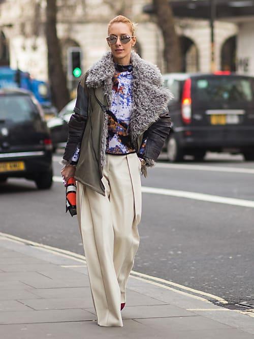 "Shearling"" – Dieser Mode Klassiker steckt hinter dem It Wort"