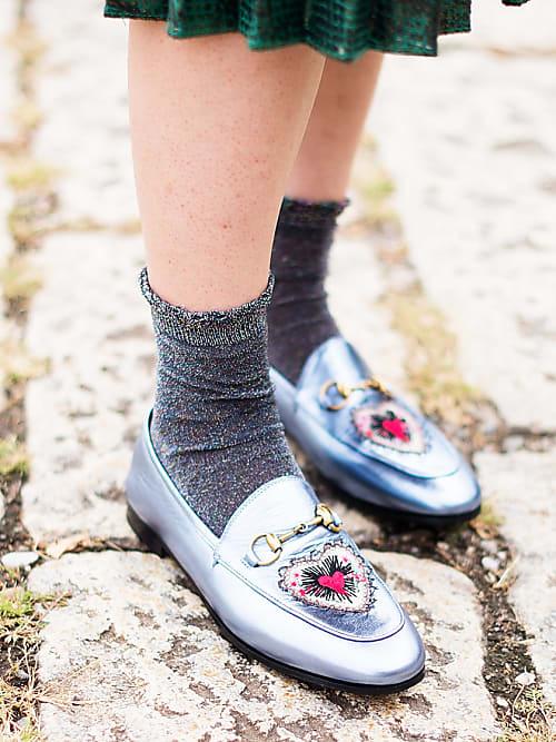 So sehen Socken in Loafers und Halbschuhen gut aus | Stylight