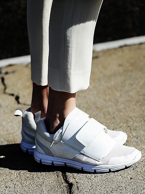 Sneaker mit Klettverschluss   Stylight