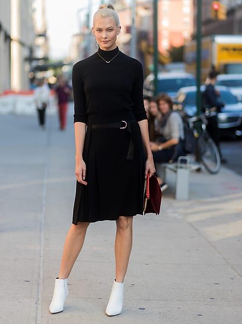 35426304e04437 5 paires de chaussures à porter avec une robe noire | Stylight