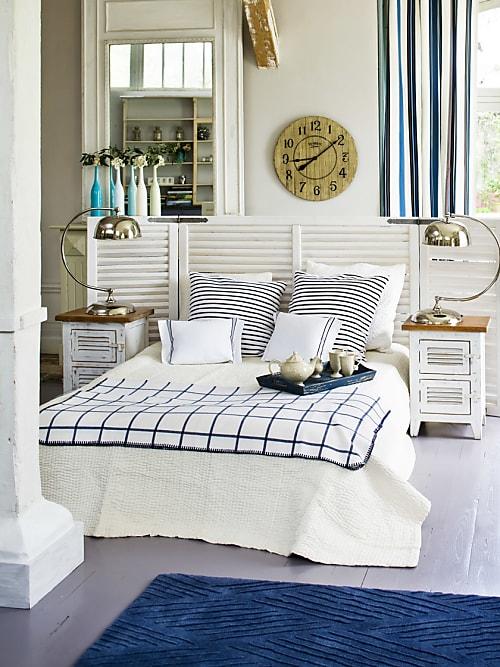 Come arredare la casa al mare con le decorazioni navy style | Stylight