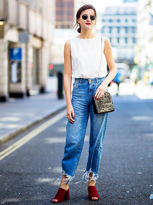 Come abbinare le scarpe ai jeans con stile | Stylight