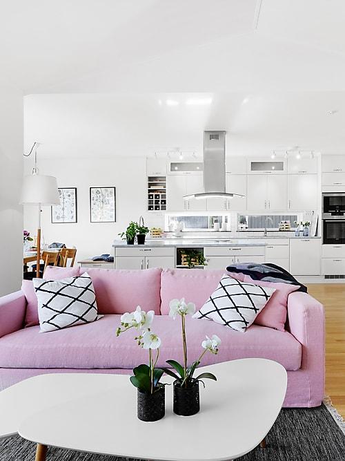 Passt Das? So Kombinierst Du Pink Und Braun In Deiner Wohnung.photo: Getty