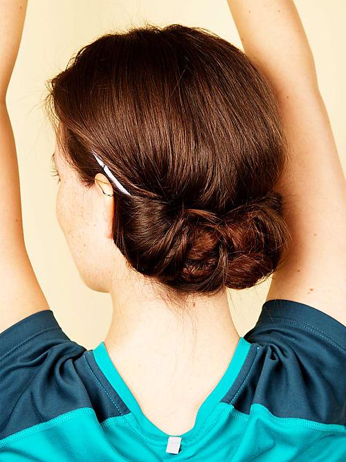 Leichte haarband frisuren