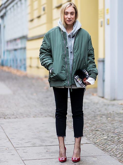 Netzstrumpfhosen stylen » Die coolsten Varianten | Stylight