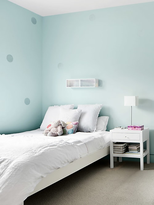 Sleepless in your Bedroom? Mit dieser Wandfarbe schläfst du am ...