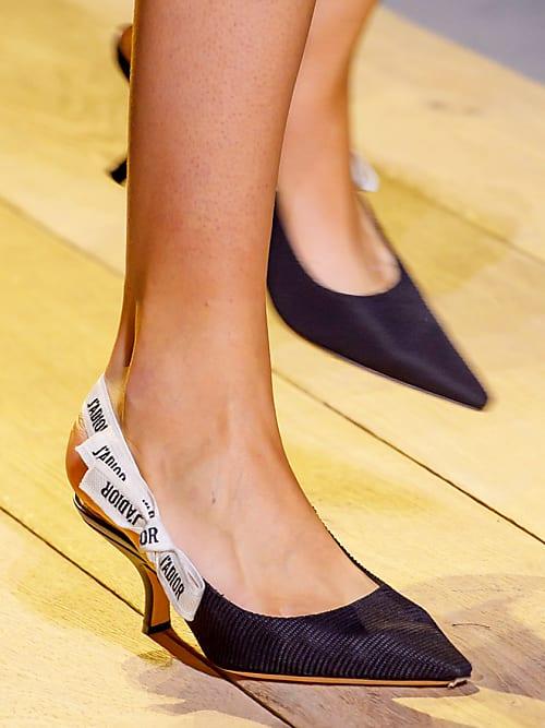 sale retailer f718c a934b Siamo pazze delle slingback di Dior... come tutte le ...