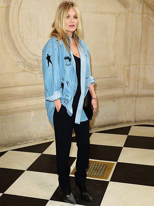Etwas Neues genug Jeanshemd kombinieren » Die 10 schönsten Denim-Styles | Stylight #DL_93