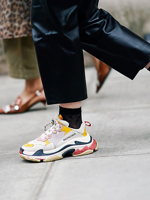 Diese Sneaker Trends werden wir in 2020 noch überall sehen