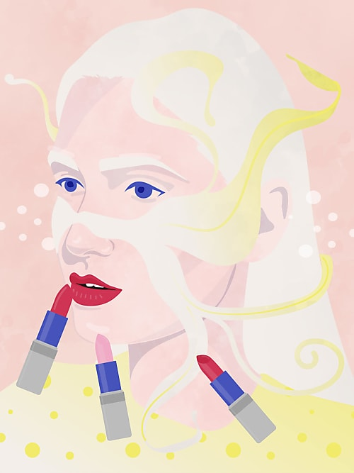 Finde Den Lippenstift Der Zu Deiner Augenfarbe Passt Stylight
