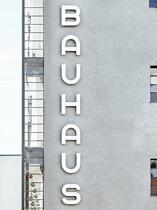 100 Jahre Bauhaus, diese Designklassiker sind immer modern