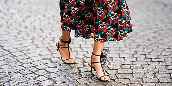 A Sensibles Chaussures Porter Quand Les On Pieds Quelles yYb7gvf6