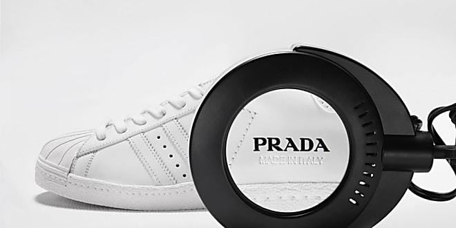 Prada x adidas originals Kollaboration