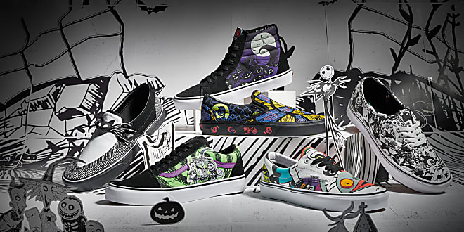 "Vans präsentiert ""The Nightmare Before Christmas"
