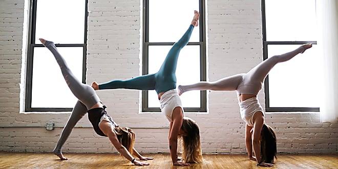 Namaste! Bequeme und warme Yogawear für den Winter | Stylight