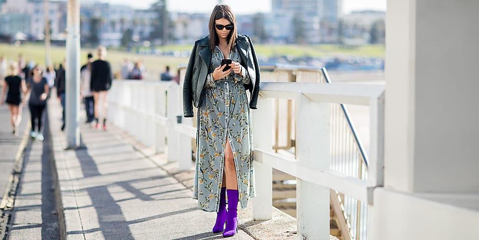 Kombiniert Stiefel KleidernStylight Zu Wie Man EH29IWD