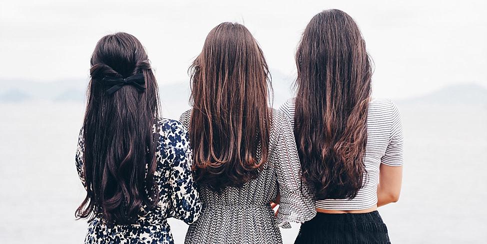 Phänomen Haare Ausdünnen Und Tipps Wie Es Funktioniert