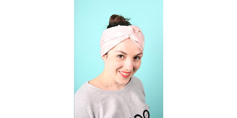 Auf Tuchfuhlung Coole Arten Ein Kopftuch Zu Binden 1 Style Der