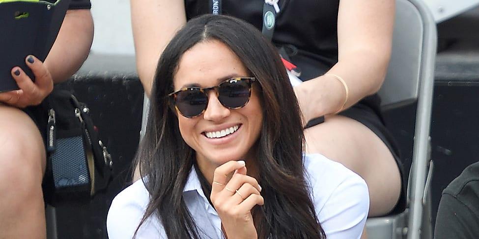 l'ultimo 15539 8335b Tutti vogliono gli occhiali da sole di Meghan Markle   Stylight