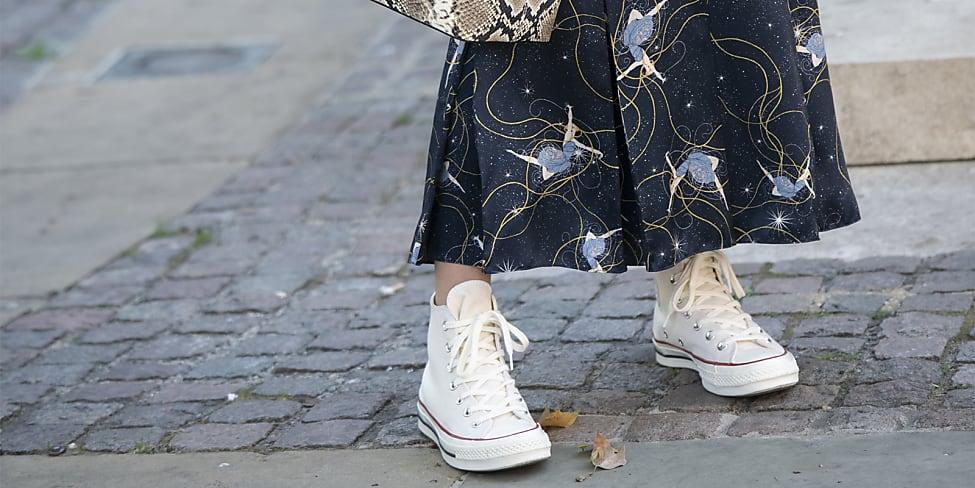 scarpe simili converse