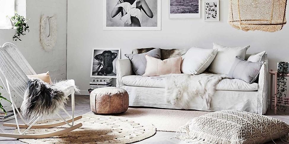 Come decorare un muro bianco stylight for Decorare muro stanza