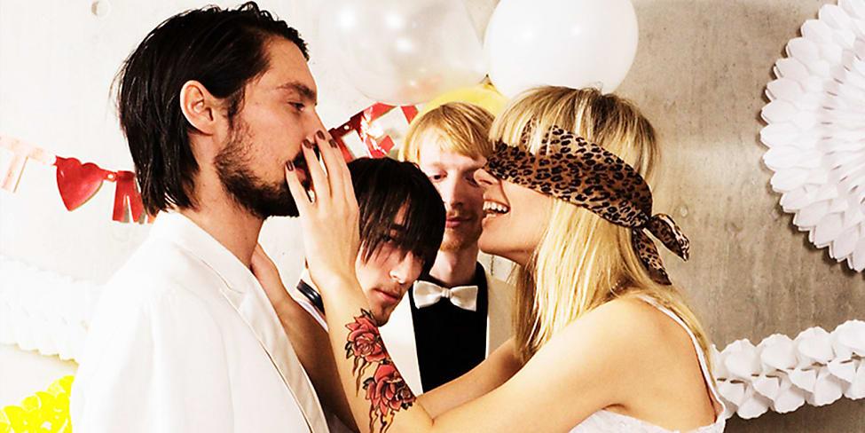 Spiele rusrevasti: auf hochzeiten lustige Hochzeitsspiele: Die