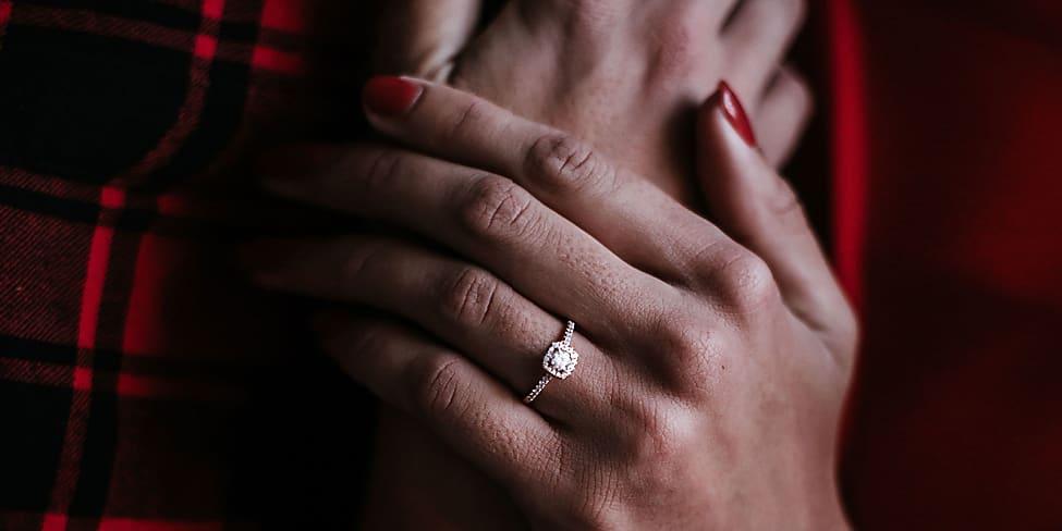 Die verschiedenen Arten von Verlobungsringen   Stylight