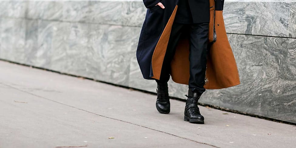 Suche verzweifelt gute Marke für 20 Loch Stiefel! (Marken