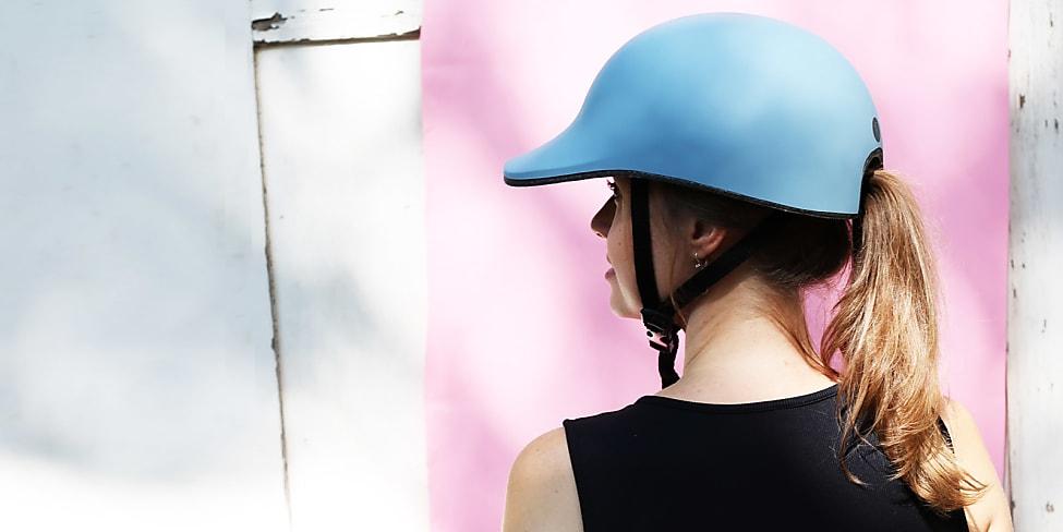 Dieser Fahrradhelm Schutzt Jetzt Auch Unsere Frisur Stylight