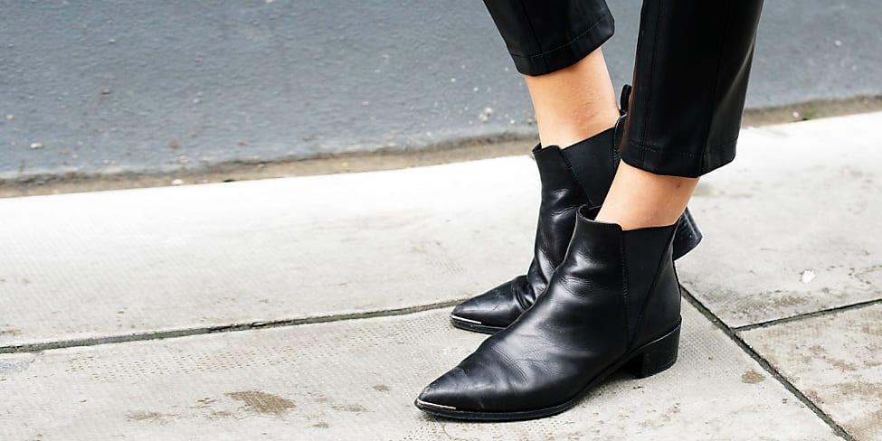 chelsea boots kombinieren   mit den trend boots