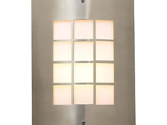 PLC Lighting 1876118Q Turin Single Light 9 Wide Outdoor Wall Sconce