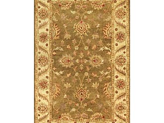 Noble House Golden Area Rug - Green/Beige, Size: 8 x 11 ft. - GOLD806811