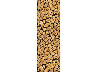 Ideal Decor Wood Wall Stripes - DM74500