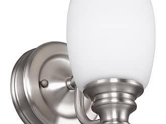 Feiss Bentley - 1 - Light Wall Sconce in Satin Nickel