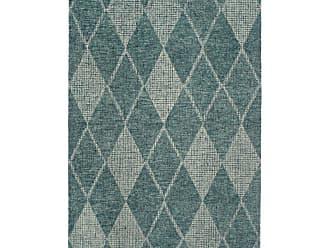 Liora Manne Savannah Diamond Indoor Area Rug Green, Size: 2 x 3 ft. - SVH23950404