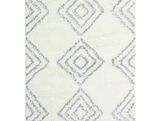 Bashian Tangier HB280 Indoor Area Rug - T141-IVGY-2.6X8-HB280